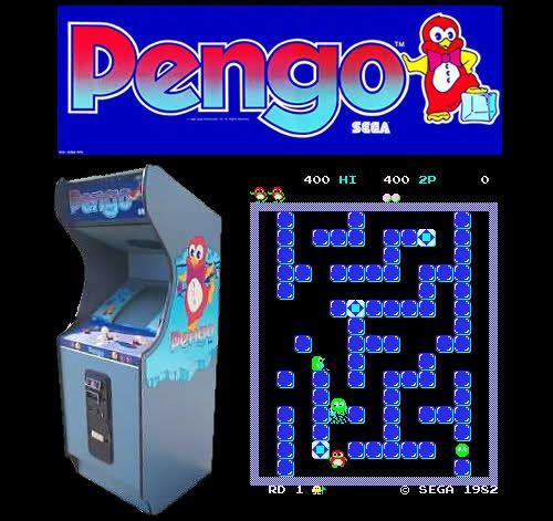 Pengo – videogioco anni 80