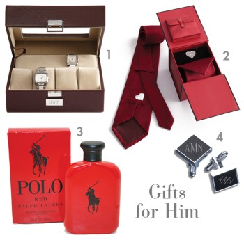 The Perfect Valentine's Day gift ideas for him