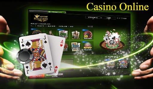 魅力がいっぱいのオンラインカジノ