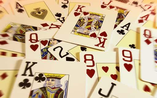カードの数え方に特徴がある
