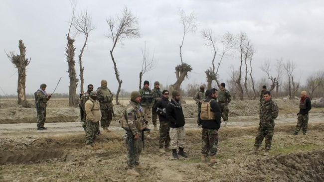 Afghanistan Setujui Pembebasan Tahanan Taliban