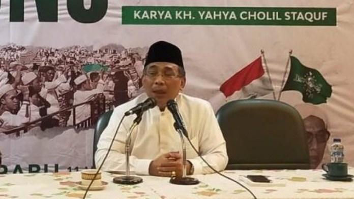 Gus Yahya Sebut Radikalisme Wajib Ditolak Karena Merusak