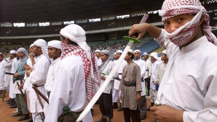 Laskar Jihad FPI dan Taliban