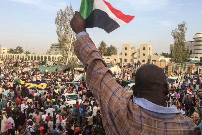 Sudan, Negara Yang Pergantian Pemimpinnya Didominasi Dengan Kudeta