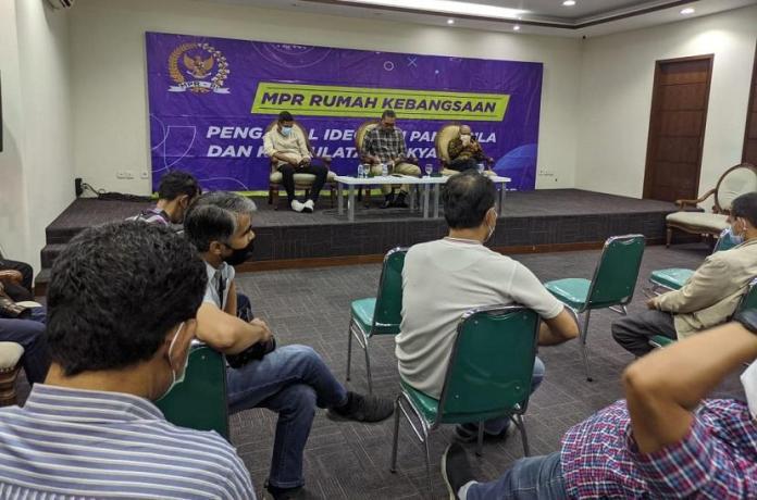 Penggerak Pancasila, BPIP Ingatkan Media, Pejabat dan Elite