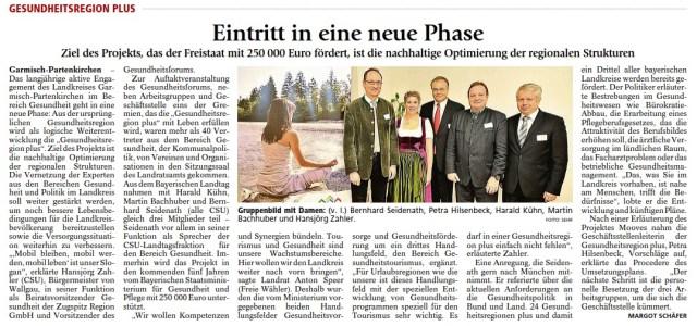 Garmisch-Partenkirchner Tagblatt 3.2.2016
