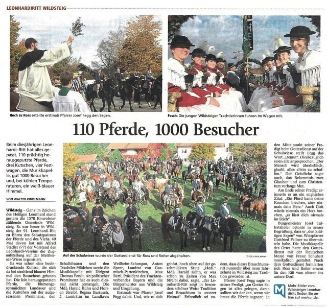 Schongauer Tagblatt 24.10.2016