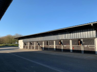 America Stables outside