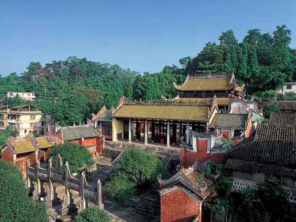 heilongjiang confucian temple