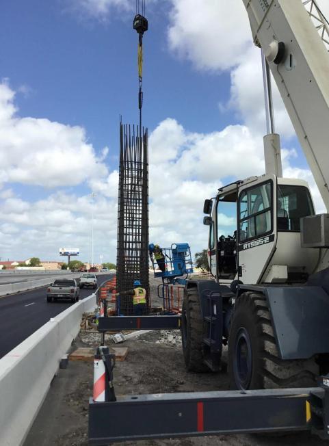 Stillman Bridge Rebuild.Columns.Bent 2 copy