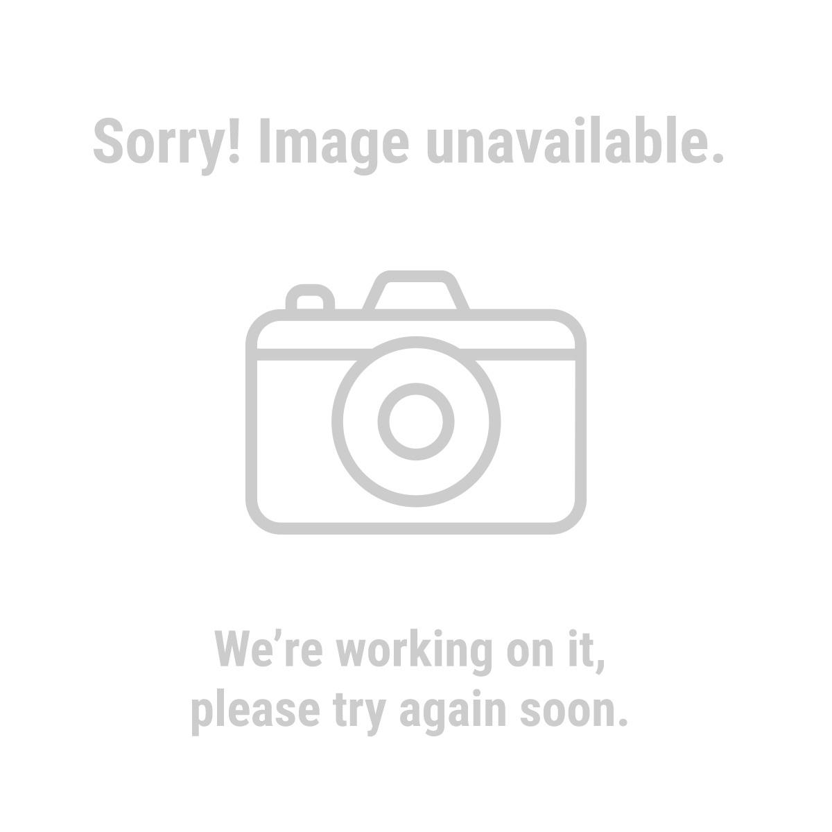 Brad Point Wood Drill Bit Set 7 Pc