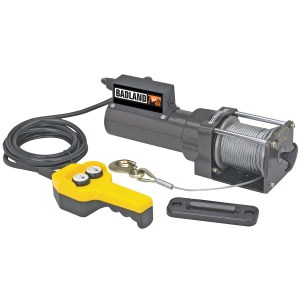 120V AC Electric Winch w Remote Control