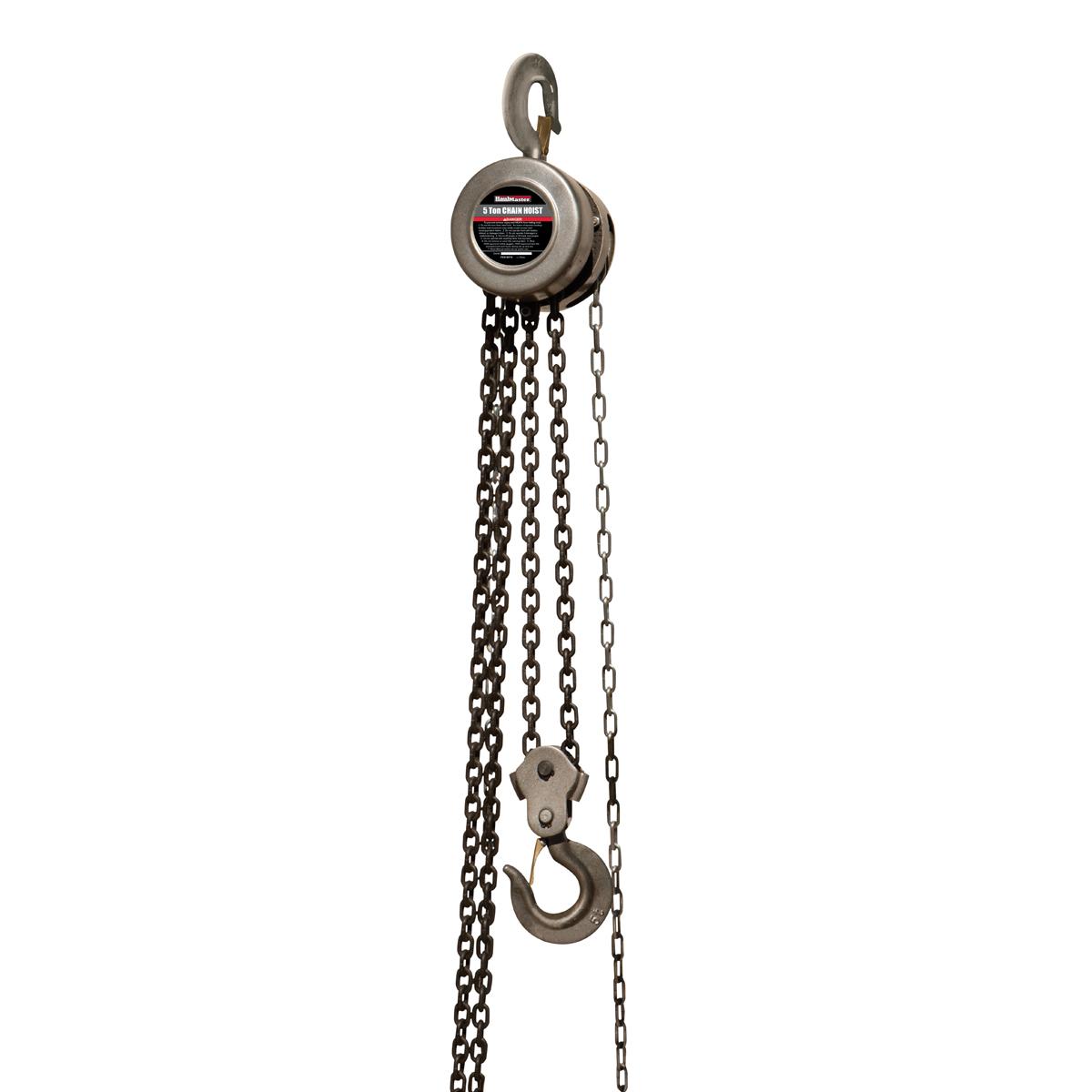 5 Ton Manual Chain Hoist