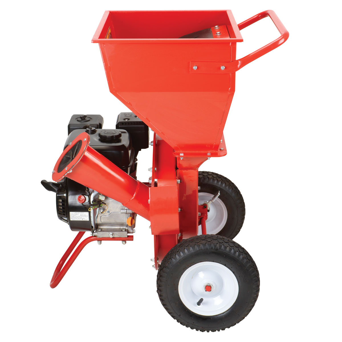 Yard Waste Chipper Shredder