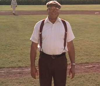 James Earl Jones from Field of Dreams