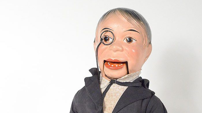 Ernest Elliott Marionettes
