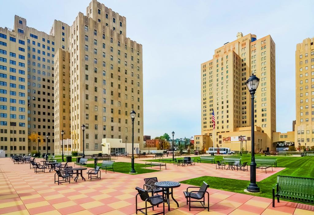 Jersey City Apartments NJ For Rent The Beacon Harbor Point
