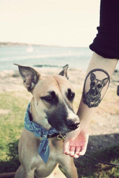 Tatuajes que todos los amantes de las mascotas se van a querer hacer_ ¡Te encantarán!