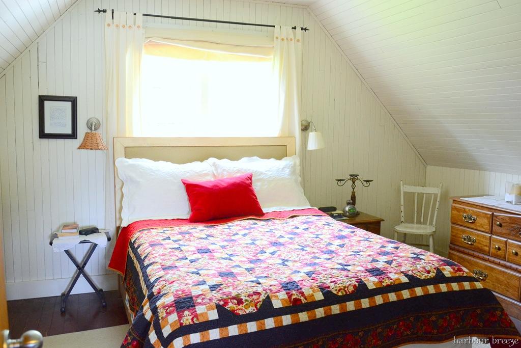 Remodelaholic   Beach Cottage Bedroom Makeover!