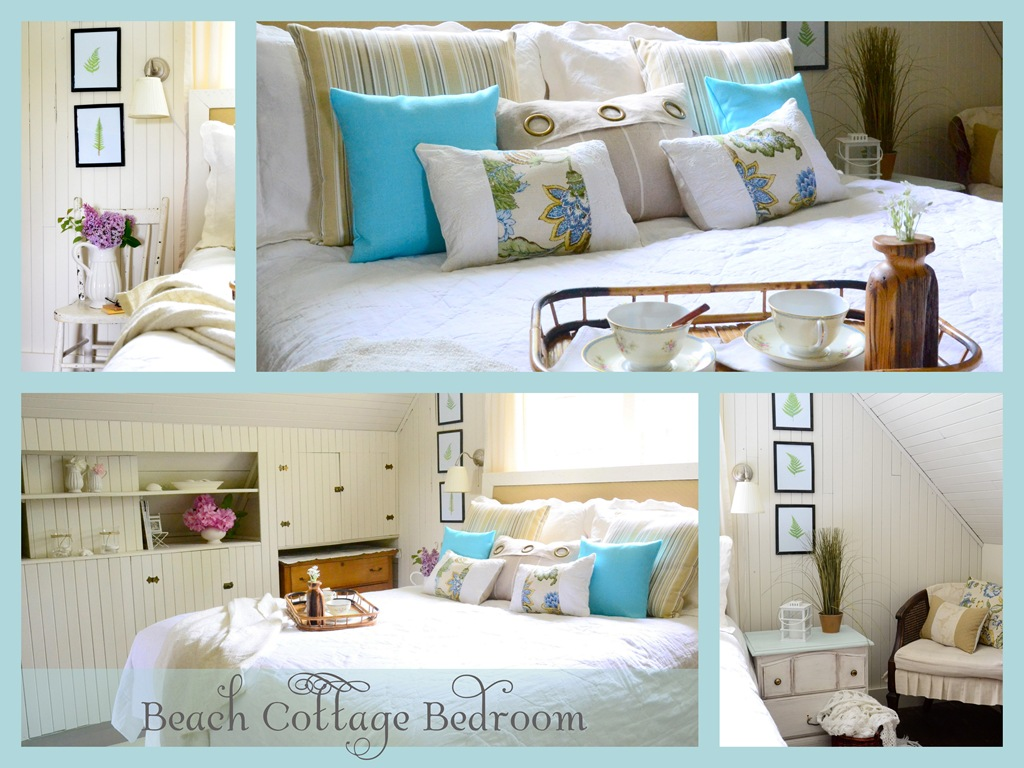 Beach Cottage Bedroom Reveal Harbour Breeze Home