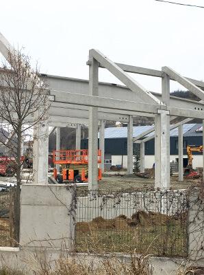 hard-concrete Bátaszék Szeleshát borászat