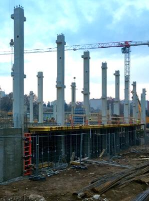 hard-concrete Pécs PTE AOK