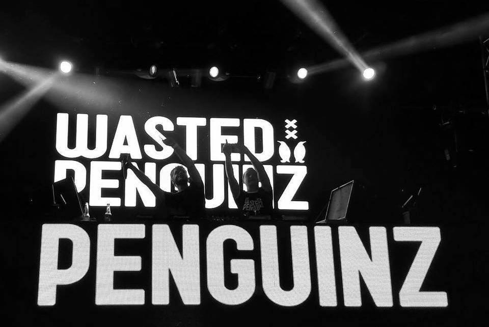Wasted Penguinz Jon
