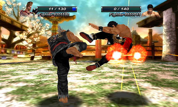 Tekken-Card-Game-Hardcore-Droid-Heihachi-Law-KO