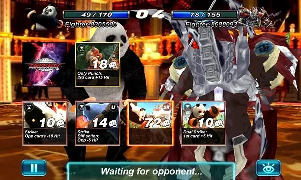 Tekken-Card-Game-Hardcore-Droid-Panda-Yoshimitsu