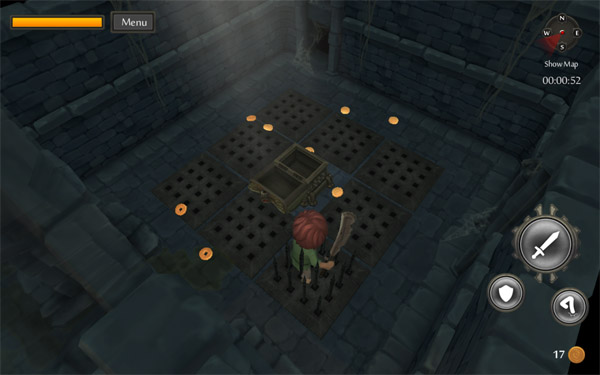 Android Review TinyKeep 001