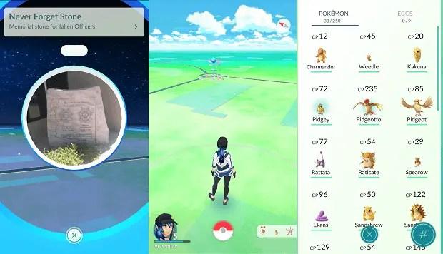 Pokemon Go Android Screenshots HD1