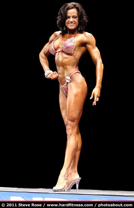 Jennifer Iritano Twopiece 2011 NPC Nationals