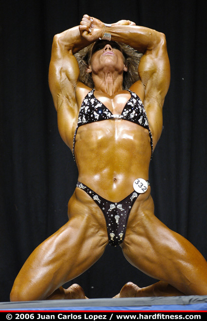 Sheila Bleck Finals 2006 USAs Figure And Bodybuilding