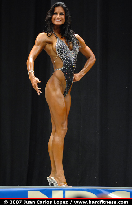 Maria Rogers Onepiece 2007 USAs Figure And