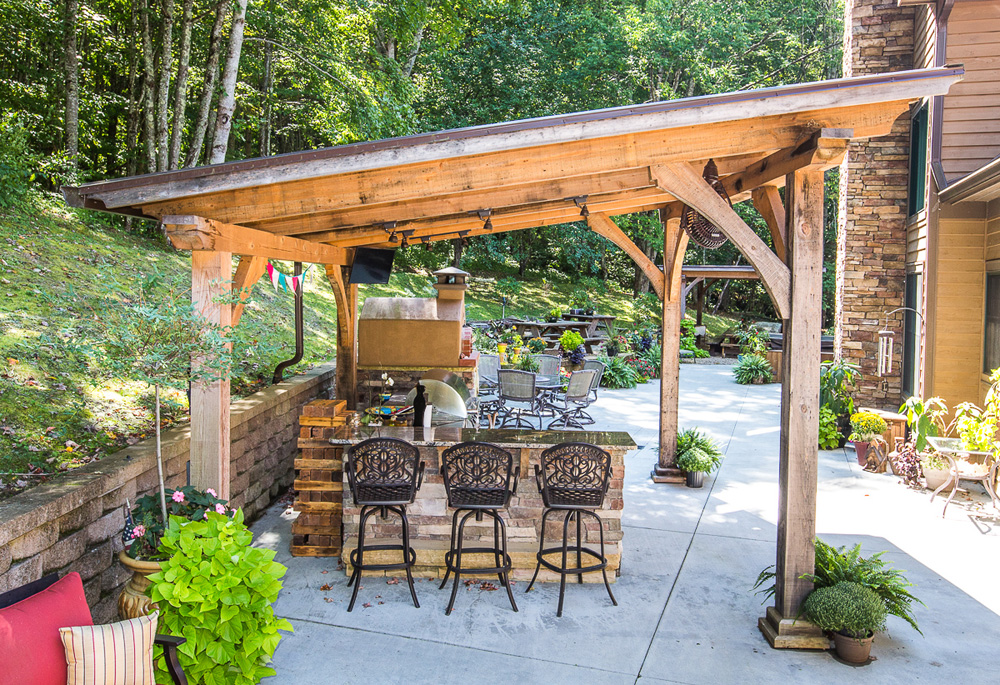 trellis and shade structures hardin