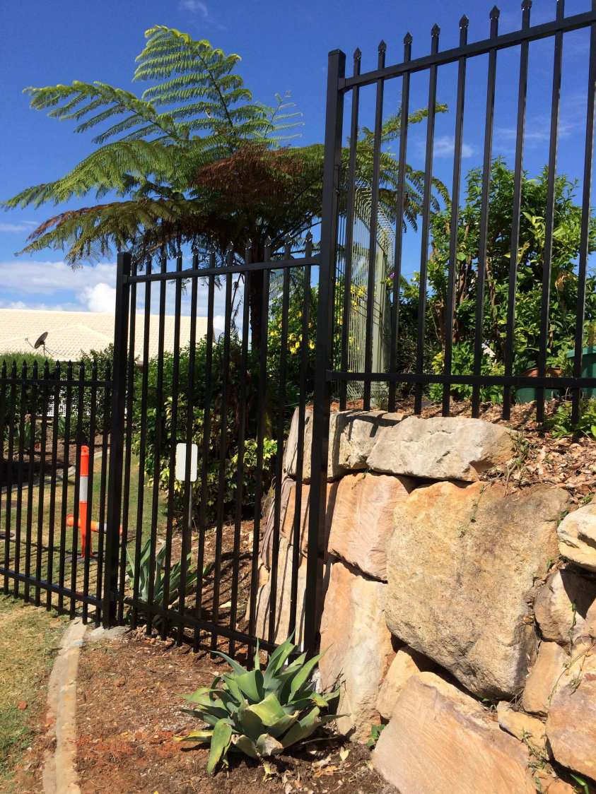 Spear Top Security Fencing