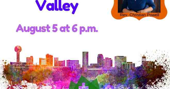 2017 Rally in the Valley – August 5 at 6 p.m.