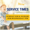 2018 Service Times INsta