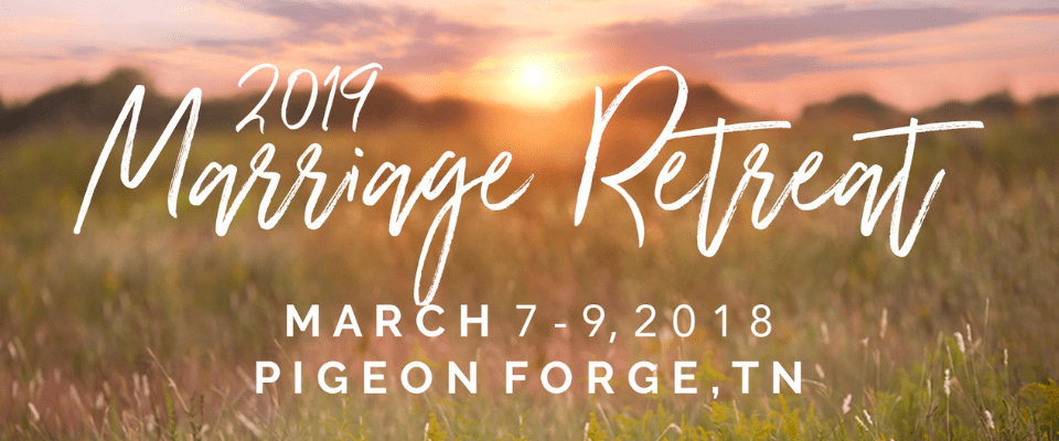2019 Marriage Retreat