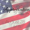 Community Appreciation Insta