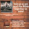 Bible Reading Plan 2019