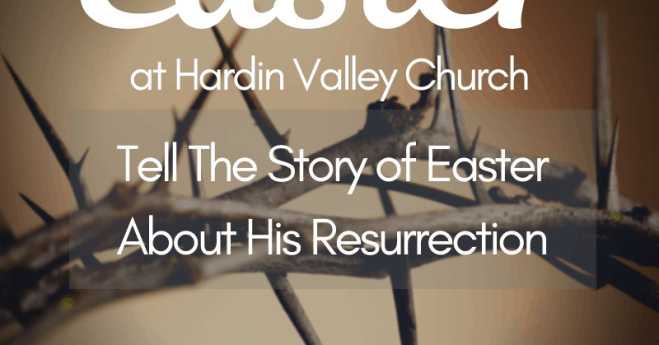 Hardin Valley Weekly Program & News 05-05-19