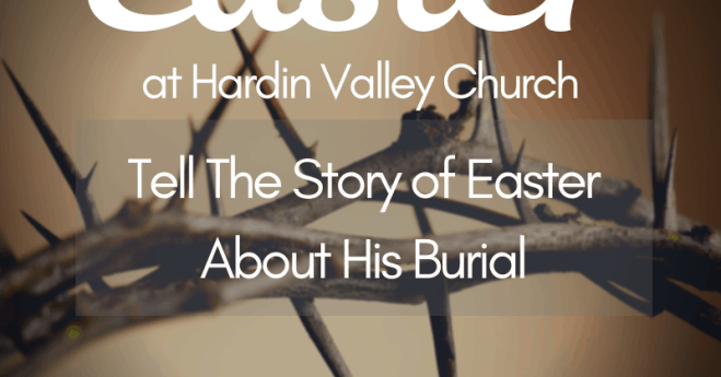 Hardin Valley Weekly Program & News 04-21-19