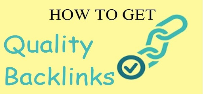 How to get Quality Backlink Image