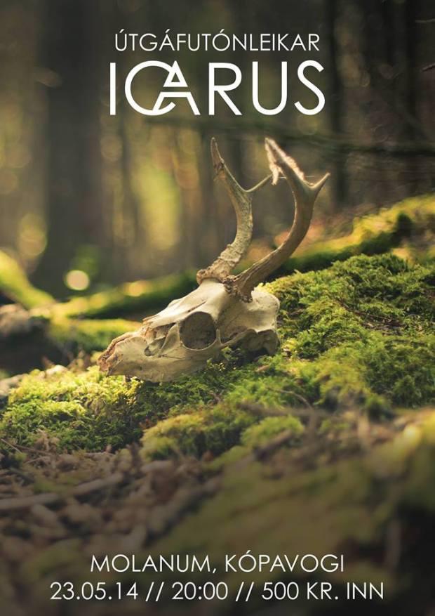 Icarus - Útgáfu tónleika