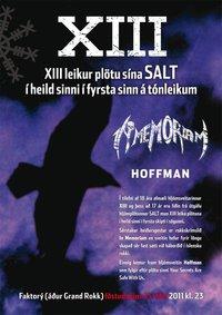 XIII  - Salt