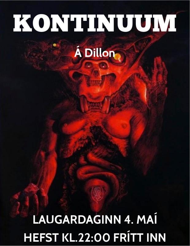 Kontinuum á Dillon