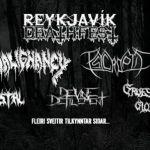 Reykjavík Deathfest: MALIGNANCY og Gone Postal!