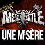 Opnað fyrir skráningu í Wacken Metal Battle 2019