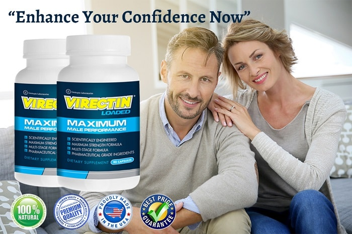 Virectin Loaded 90ct. Male Enhancement Pill